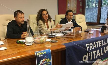 Regionali, la sfida di Wanda Ferro: «Il centrodestra unito vince, al tavolo più candidature»