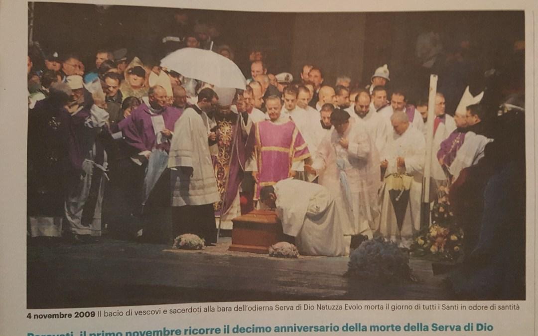 Natuzza, celebrazione di novembre. Il Vescovo disposto a dare l'assenso