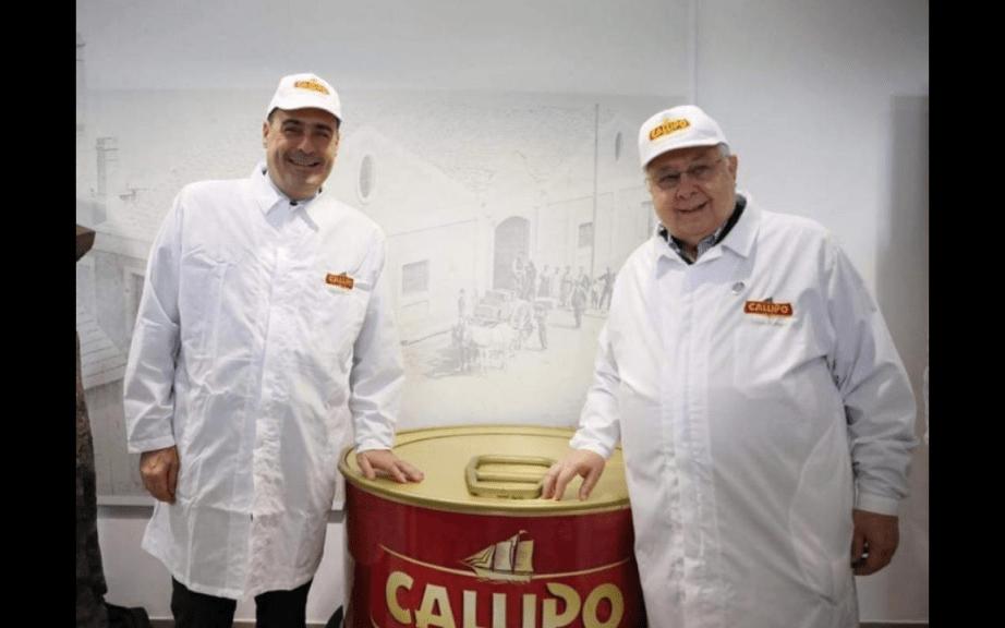 Zingaretti in azienda da Callipo: è il momento di salvare la Calabria – Il Fatto di Calabria