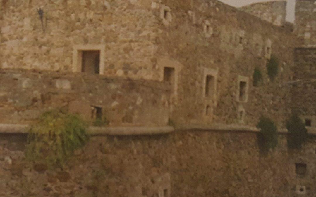 Operazione pulizia a Pizzo Via i capperi dal Castello Murat