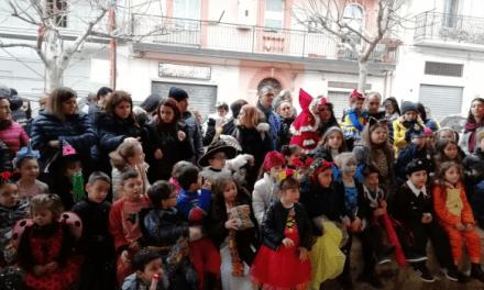 """Monterosso Calabro, allegria e divertimento al """"Carnevale dei bambini"""""""