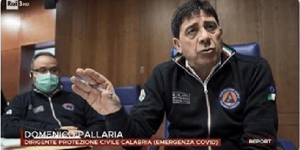 Coronavirus, Pallaria si dimette da capo della Protezione civile della Calabria