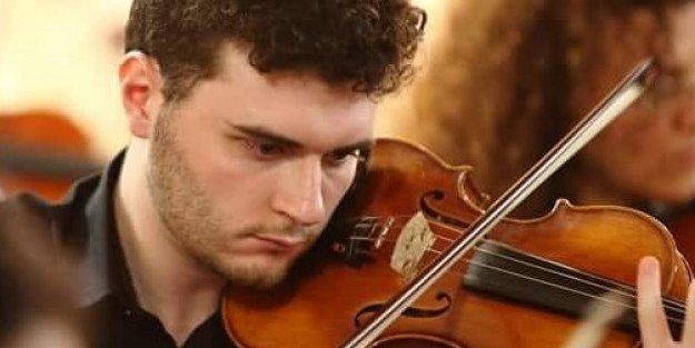 """Pizzo, il violinista Coniglio primo al """"Concorso internazionale di esecuzione musicale"""""""