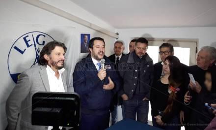 Lega Salvini, nominati 15 coordinatori cittadini nel Vibonese