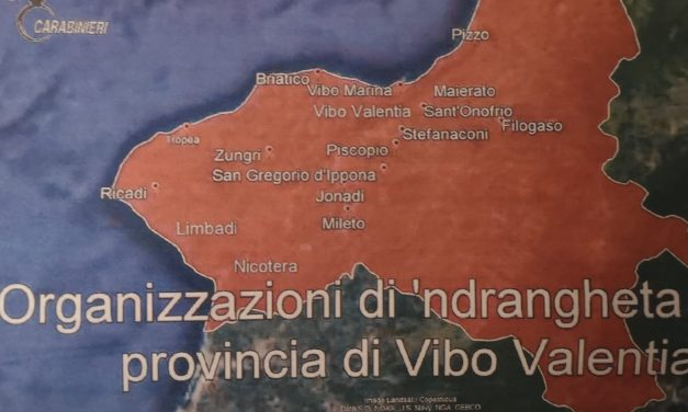 'Ndrangheta' , piaga sempre aperta