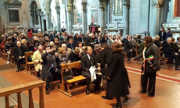 FIRENZE 16/11/2016. CAROLINA MURAT – UNA MESSA PER LA REGINA DI NAPOLI