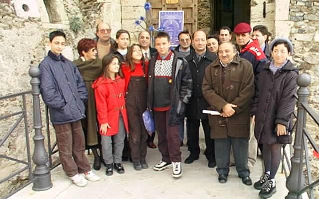 """20 Dicembre 1998 – Natale al Castello con l'Associazione """"Pro-Castello Murat"""" alias """"Murat Onlus"""""""