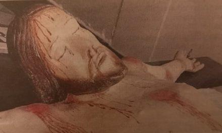 Pizzo. Chiesa di San Giorgio. Sabato 20/2/2021 l'esposizione del Padre della Rocca