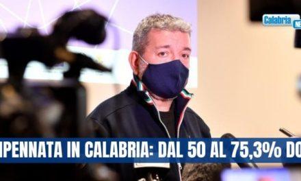 Vaccini, Spirlì: A breve attivazione piattaforma prenotazioni a Vibo, Reggio e Gom