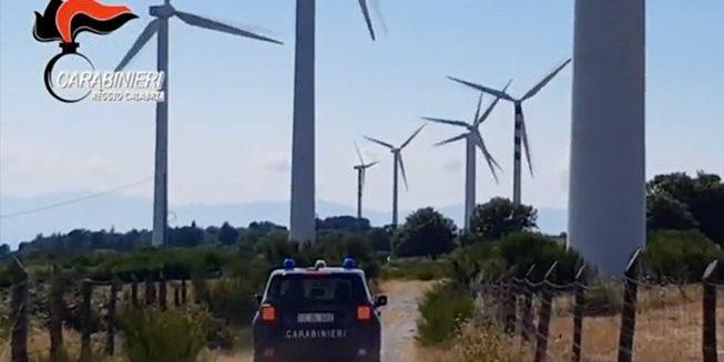 'Ndrangheta e business dell'eolico: condannati i boss di Limbadi e Filadelfia