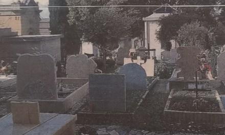 Gli appetiti dei clan sui lavori al cimitero