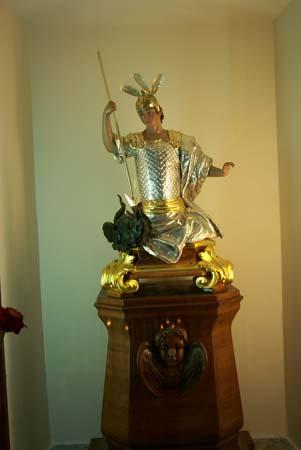 23/4/21 Riconoscimento ai sanitari nel giorno dedicato a San Giorgio
