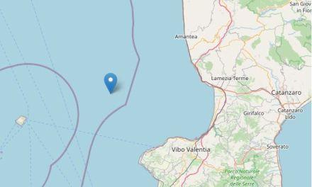 Scossa di terremoto di magnitudo 2.9 al largo di Lamezia e Vibo – Il Quotidiano del Sud