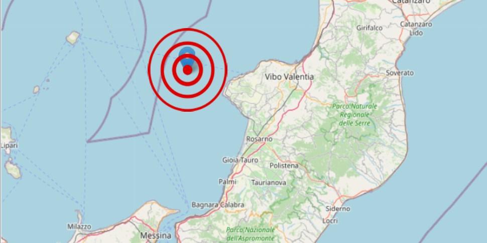Scossa di terremoto in mare davanti alla Costa degli Dei – QuiCosenza.it