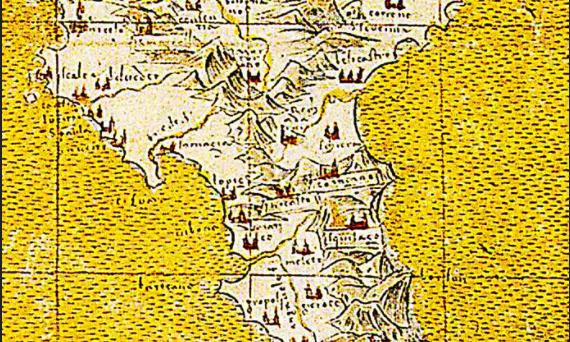 LA CALABRIA DI SAN FRANCESCO DA PAOLA DEL 1492 quando Pizzo si chiamava LOPIC