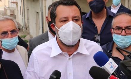 Matteo Salvini in Aspromonte: la Lega Rosarno rinuncia all'inaugurazione della sede | Stretto Web