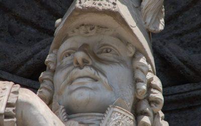 13/10/2021 – Pizzo (VV) Chiesa Matrice di San Giorgio Martire – Santa Messa per il 206° Anniversario della morte del Re Gioacchino Napoleone I° – MURAT.IT