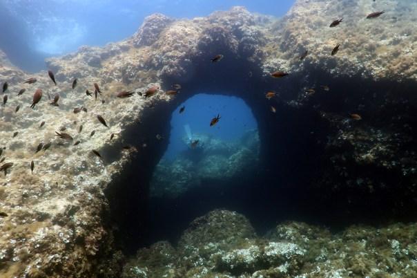 Cala Murta Arch