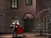 Tango in the Courtyard - A Christmas present for my sister, Dee.