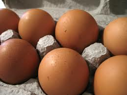 Locally produced Free range eggs (chicken)