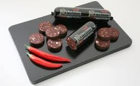Chillie black pudding chubb