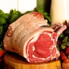 Rib of Beef (On the Bone) - 2 Ribs