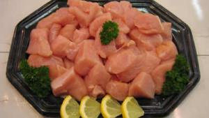 Diced Cheshire Turkey Breast