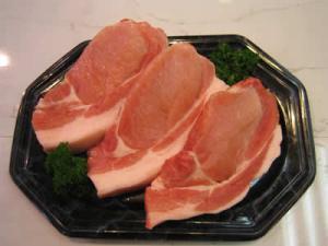 Boneless Loin of Pork - 6oz Steaks (180g)