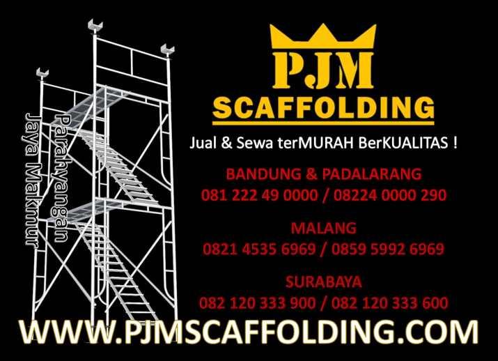 Sewa Scaffolding Bandung, Sewa Scaffolding Surabaya, Sewa Scaffolding Malang, Scaffolding Surabaya Barat