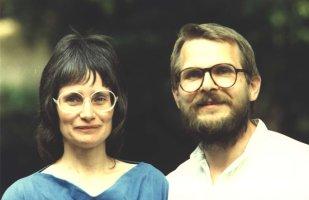 Christa Blanke und Michael Blanke