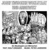 Josef zwischen Wohlstaat und Armewelt  1980 (Singheft und Spieltext)
