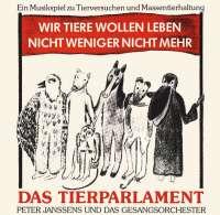 Das Tierparlament  1986 (Textheft)