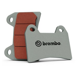 Brembo Sintered Race Pads Triumph Speed Triple 1050 05-07: Front