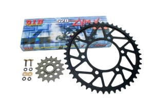 DID 525 ZVM-X Chain and Sprocket Kit Ducati 1098/1198