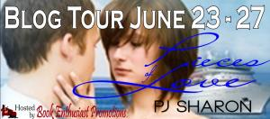 Pieces of Love Blog Tour Banner