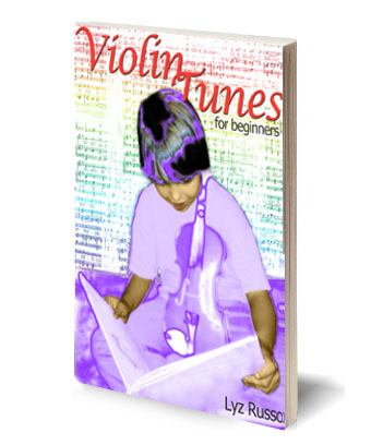 Lyz Russo: Violin Tunes for beginners - music