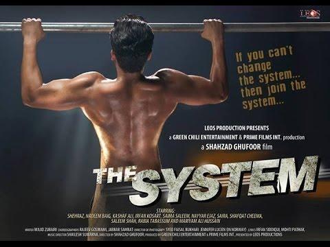 The System Screenshot Pakistani Movie Poster