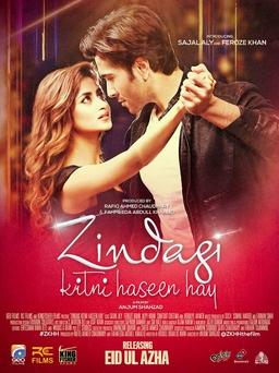 Zindagi kitni haseen hay pakistani movie poster
