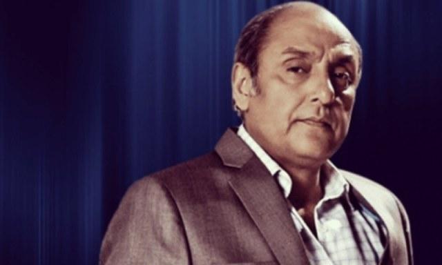 Sajid Hasan pakistani actor