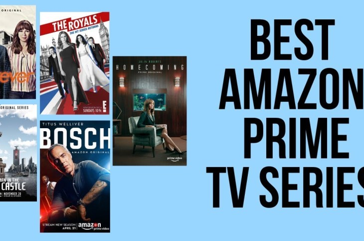Top Best List of 10 Amazon Prime Series available in Urdu/Hindi Dubbed