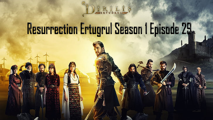 Dirilis: Ertugrul Season 1 in Urdu/Hindi