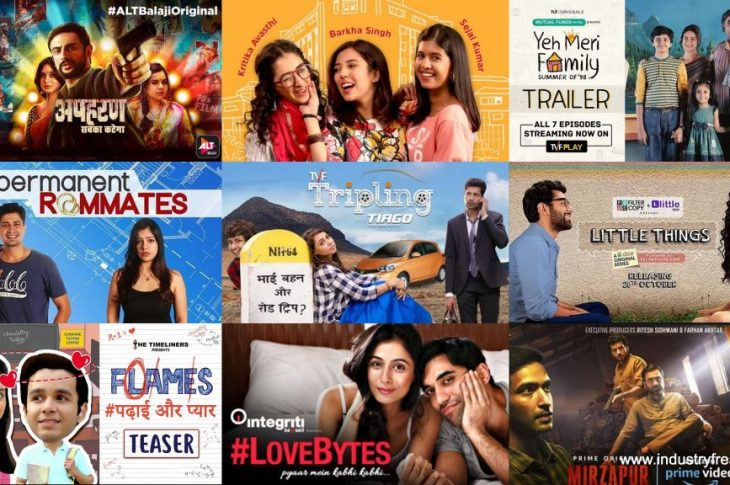 Top 21 Best Indian Web Series Of All Time