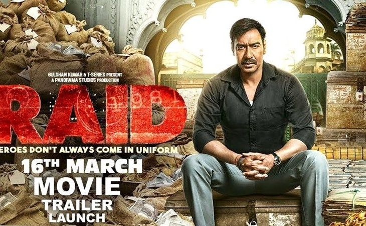 Raid indian Movie Screenshot