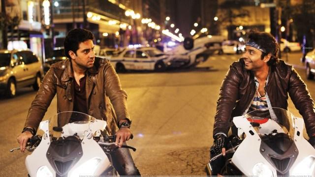 Dhoom 3 indian Movie Screenshot