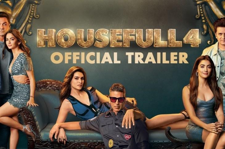 Housefull 4 indian Movie Screenshot