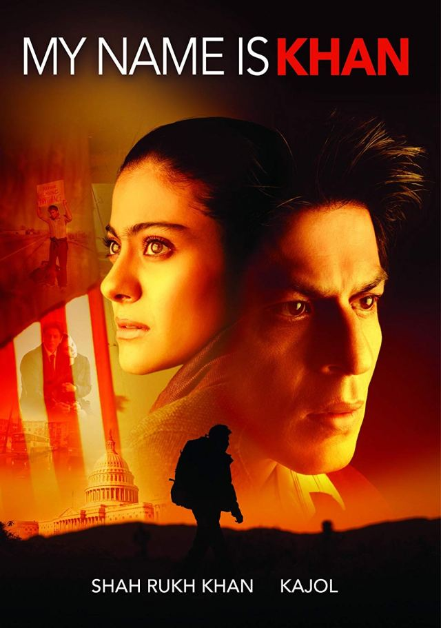 My Name Is Khan indian Movie Poster