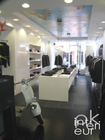 Conception DIntrieur Et Design De Mobilier Pour Boutique