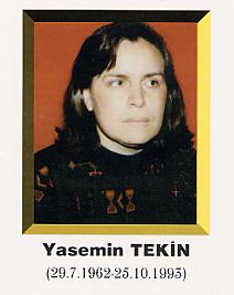Yolalan Katliamı 1993 Şehidi