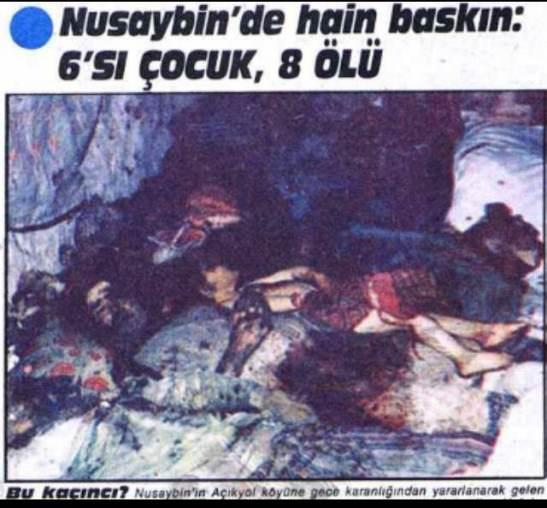 açıkyol katliamı