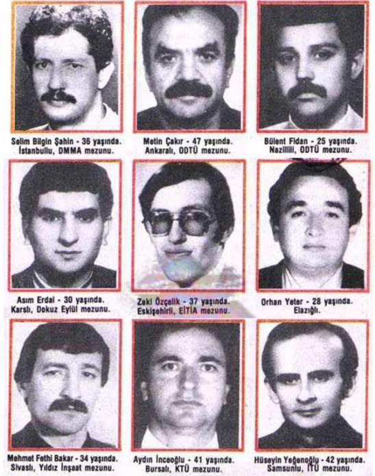 Katledilen 9 vatan evladı
